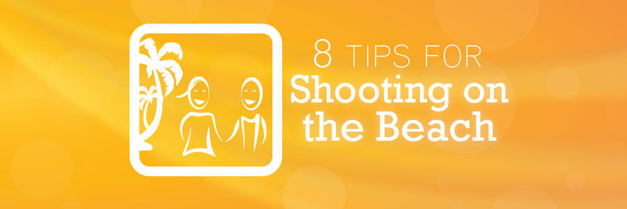 8 tips for shooting beach wedding photography