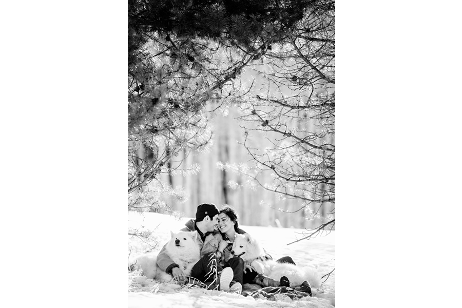 JasonGina_SnowEngagement2