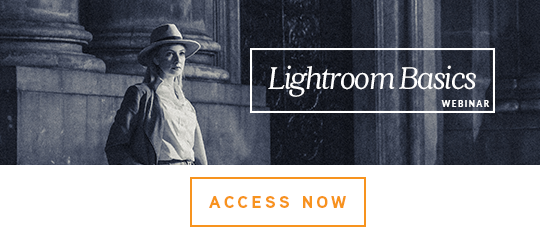 Lightroom Basics Webinar