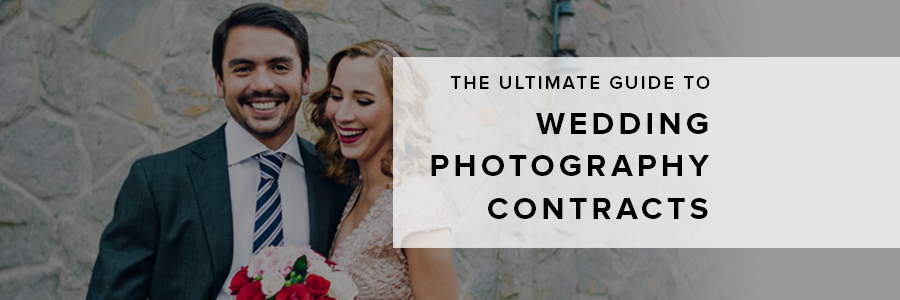 wedding photography contract tips
